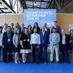 miembros del proyecto Fishing Accelerator en Conxemar 2018