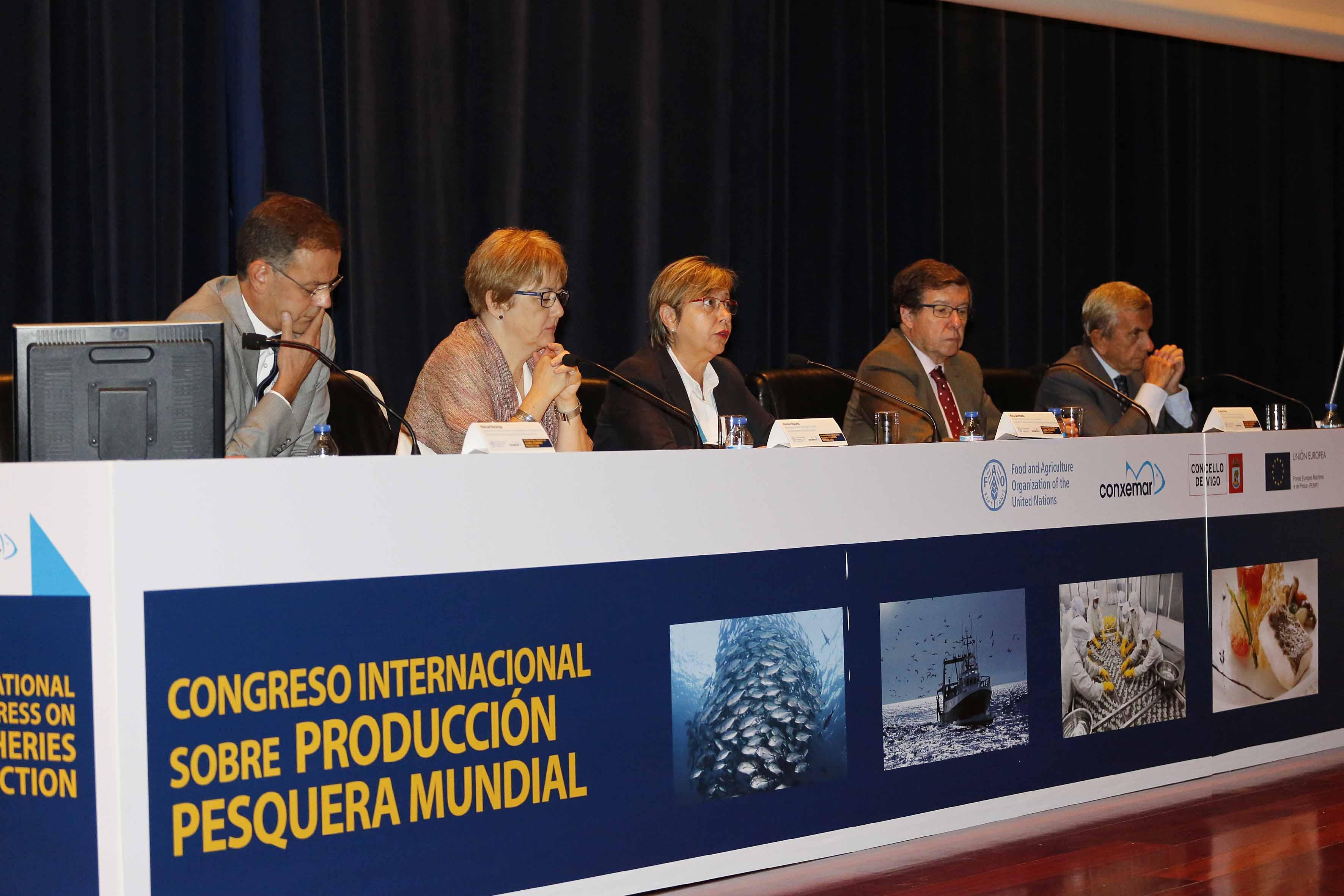 Congreso Internacional sobre Producción Pesquera Mundial