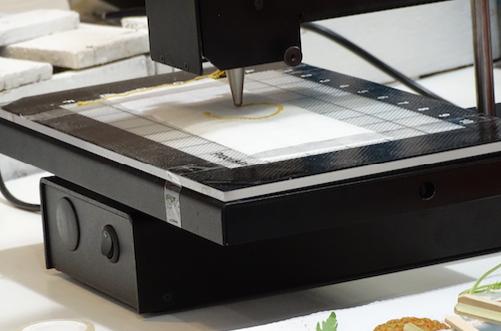 Una experiencia gastronómica y sostenible: Impresión 3D con Opromar