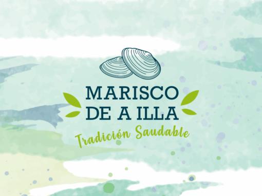 Marisco de a Illa, campaña promocional