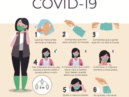 Protocolo frente a la COVID-19