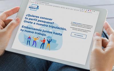 Inxenia ayuda a la Organización de Productores del Puerto y Ría de Marín en la promoción del empleo en la pesca