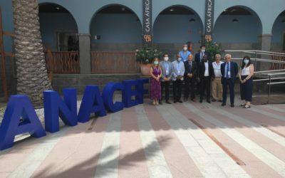 """ANACEF celebró la jornada """"Prevención y reducción de las capturas no deseadas en el África del Oeste"""""""