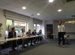 Tecnología de Israel, EE UU, Reino Unido o Nueva Zelanda en la Fishing Accelerator