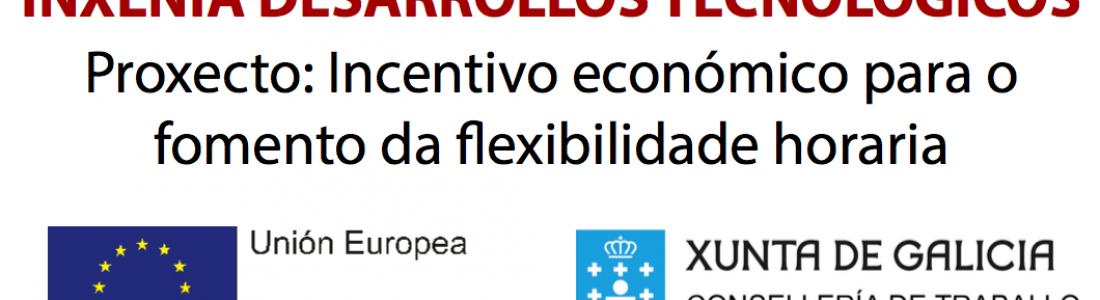 Proxecto: Fomento da Flexibilidade Horaria.